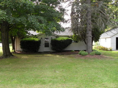 Niles MI Single Family Home For Sale: $86,000