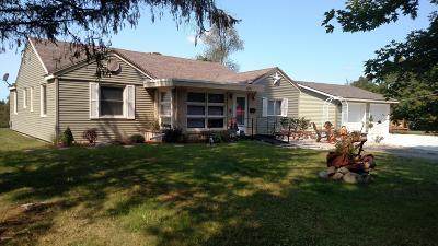 Belding Single Family Home For Sale: 1021 S Broas Street