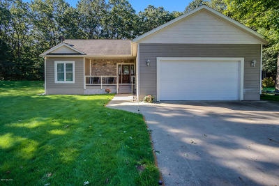 Montague Single Family Home For Sale: 5229 Jackson Court