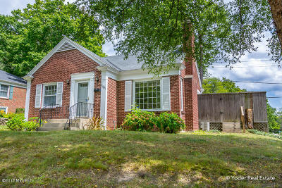 Single Family Home For Sale: 1154 Cadillac Drive SE