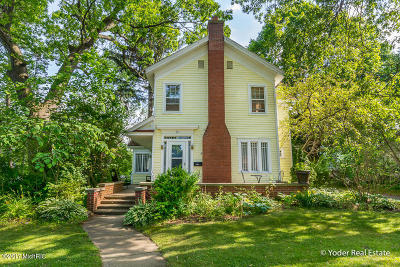 Greenville Single Family Home For Sale: 511 W Cass Street