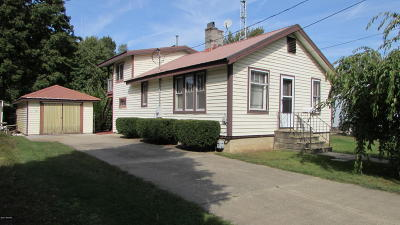 Bronson Single Family Home For Sale: 334 S Walker Street