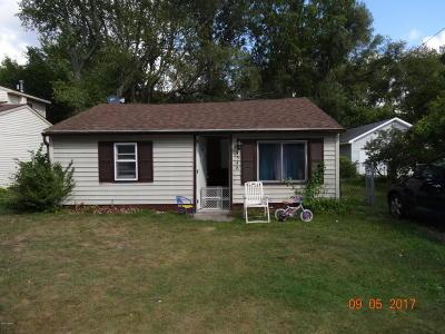 Single Family Home For Sale: 4548 Madison Avenue SE
