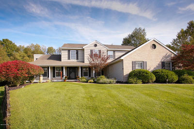 Kalamazoo Single Family Home For Sale: 6625 Hunters Down