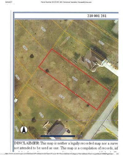 Hillsdale County Residential Lots & Land For Sale: 14800 Glenbeigh