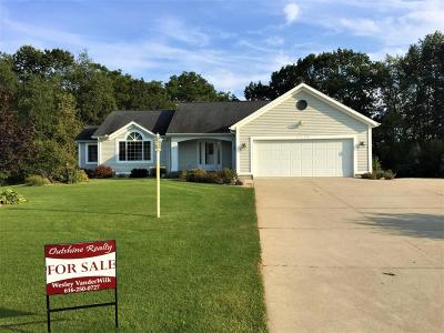 Middleville Single Family Home For Sale: 4530 Juneberry