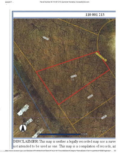 Jackson County Residential Lots & Land For Sale: 10100 Woodlawn Court