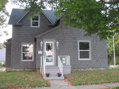 Fremont Single Family Home For Sale: 13 E Dayton