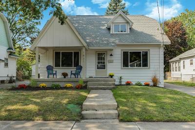 Single Family Home For Sale: 1831 Newark Avenue SE