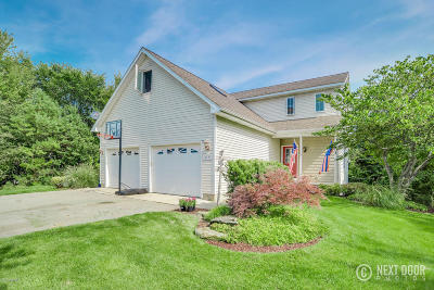 Lowell Single Family Home For Sale: 4771 Deer Haven Park Drive