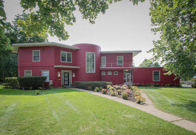 Kalamazoo County Single Family Home For Sale: 1739 Embury Road
