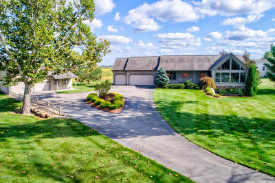 Hamilton Single Family Home For Sale: 4193 Spring Meadow Drive