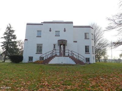 Hartford Single Family Home For Sale: 63680 60th Avenue