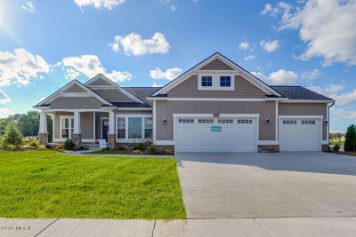 Single Family Home For Sale: 11287 Wake Drive