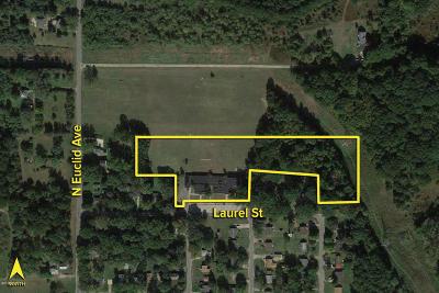 Benton Harbor Residential Lots & Land For Sale: 2199 Laurel Street