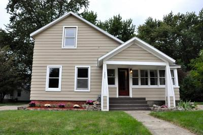 Hamilton Single Family Home For Sale: 3552 47th Street
