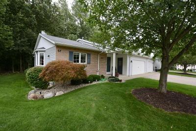 Condo/Townhouse For Sale: 6522 Leisure Creek Drive SE #210