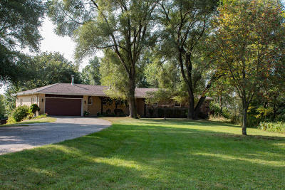 Greenville Single Family Home For Sale: 8936 Fieldview Drive
