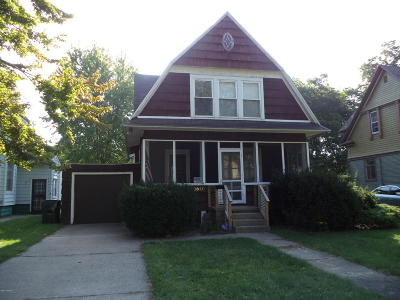 Muskegon Single Family Home For Sale: 1640 5th Street