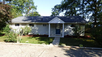 Cass County Single Family Home For Sale: 317 Lakeshore