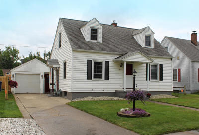 Muskegon Single Family Home For Sale: 1315 W Summit Avenue