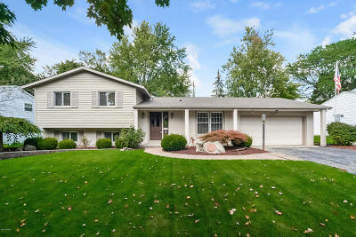 East Grand Rapids Single Family Home For Sale: 2537 Berwyck Road