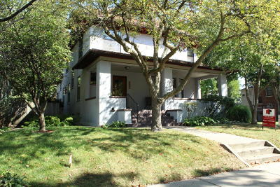 Grand Rapids Single Family Home For Sale: 536 Paris SE