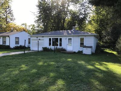 Berrien County Single Family Home For Sale: 5988 Johnson Road
