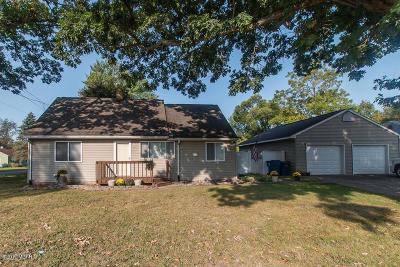 Kalamazoo County Single Family Home For Sale: 1805 Nazareth Road