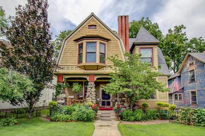 Grand Rapids Single Family Home For Sale: 639 Kellogg Street SE