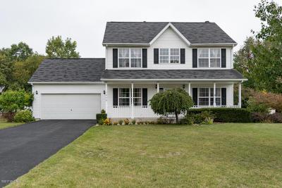 Kalamazoo Single Family Home For Sale: 1668 Quail Run Drive