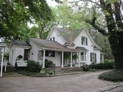 Holland Single Family Home For Sale: 186 E 32nd Street