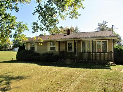 Coopersville Single Family Home For Sale: 7996 State Road