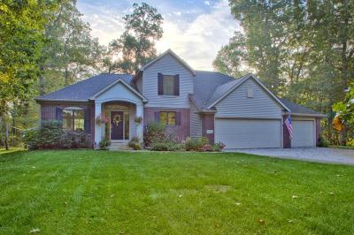 Single Family Home For Sale: 632 Woodchuck Drive
