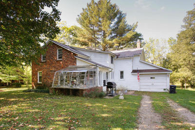 St. Joseph County Single Family Home For Sale: 31434 Fawn River Road