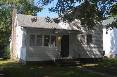St. Joseph County Single Family Home For Sale: 522 Maple Street