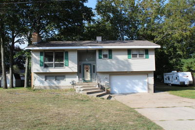 Muskegon Single Family Home For Sale: 2500 Briar Avenue