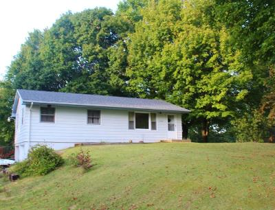 Berrien County Single Family Home For Sale: 4989 Wilson Road