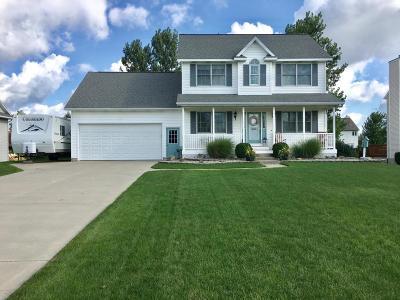 Zeeland Single Family Home For Sale: 10331 Sentry Road