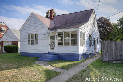 Single Family Home For Sale: 254 Garfield Avenue SW