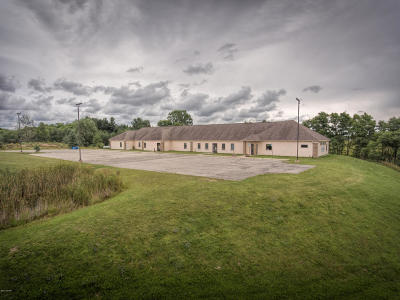 Reed City Commercial For Sale: 4150 225th Ave