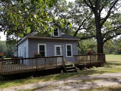 Montague Single Family Home For Sale: 11040 Sikkenga Road