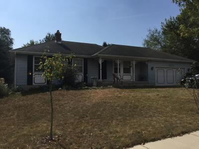 Grand Rapids MI Single Family Home For Sale: $169,900