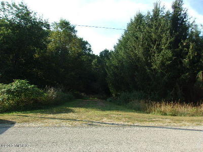 Manistee County Residential Lots & Land For Sale: 2.25 Acres Preuss Road