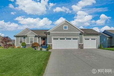 Hudsonville Single Family Home For Sale: 7478 Medinah Drive #17