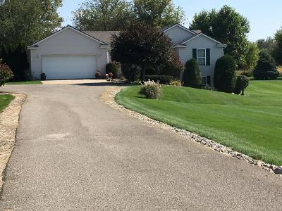 Alto Single Family Home For Sale: 9926 Windstar Drive
