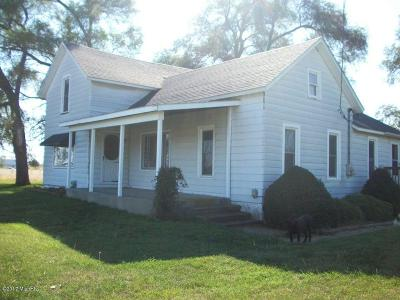 Bronson Single Family Home For Sale: 616 Orland Road