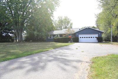 Schoolcraft Single Family Home For Sale: 9125 W U Avenue