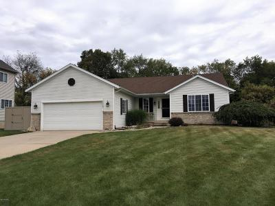 Ottawa County, Kent County Single Family Home For Sale: 6637 Fencerow Court SE