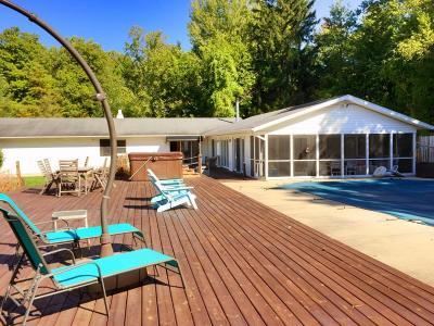 Harbert Single Family Home For Sale: 14147 Wildwood Lane